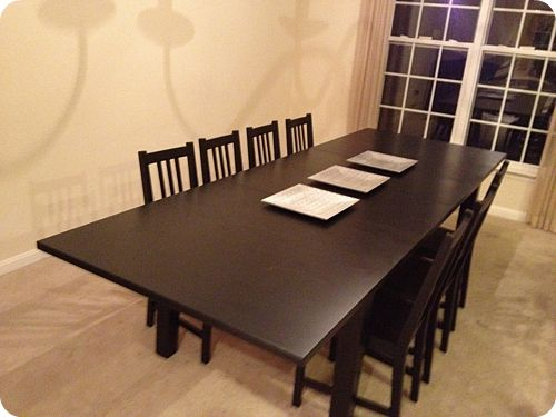stornas table for the home pinterest. Black Bedroom Furniture Sets. Home Design Ideas