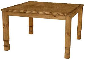 Rustic Pine Dining Table For The Home Pinterest