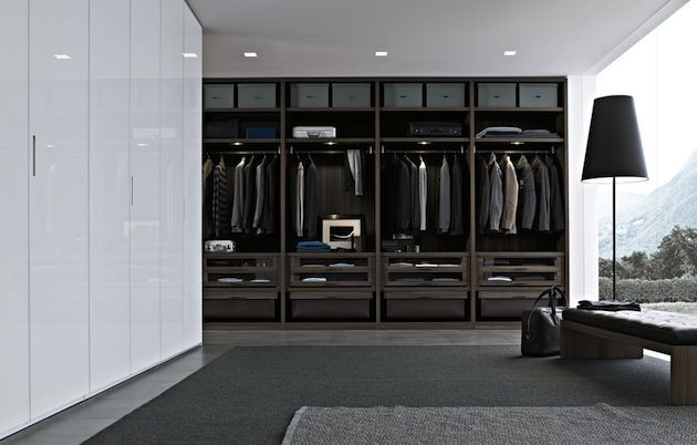 Feast on These 15 Fabulous Luxury Closets  (4)