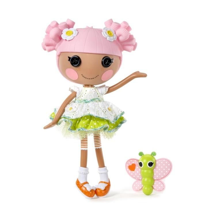 Lalaloopsy Кукла так мило :)
