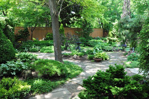 Focal Point Garden | Garden Ideas | Pinterest