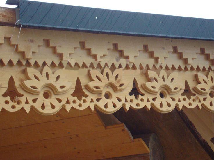 Резной декор из дерева своими руками шаблоны 82