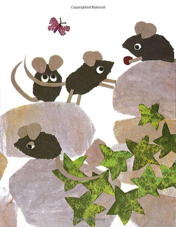 Frederick leo lionni art for children pinterest for Frederick leo lionni
