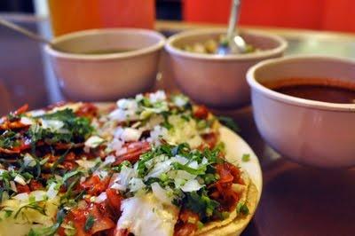 De La Tierra: Mexican Food Blog: The Shepard's Taco, Tacos al Pastor