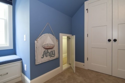 Secret small door room for the kids for the home pinterest for Doors for small rooms