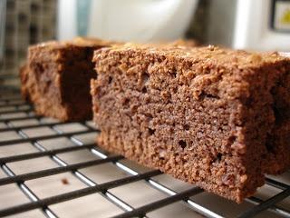 Deep Dark Chocolate Brownies | chocolate | Pinterest