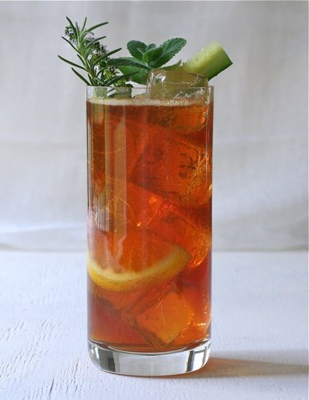 The Pimm's Cup - Liz the Chef | For Laura The Journey Continues | Pin ...