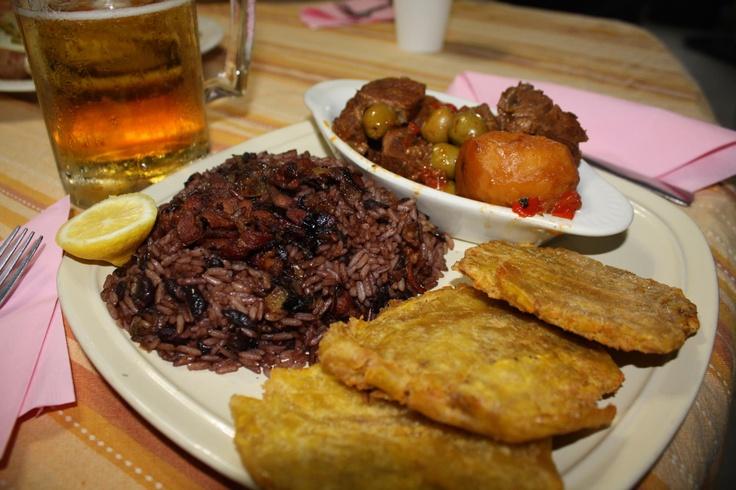 Cuban food cuban food drinks so yummy pinterest for Authentic cuban cuisine