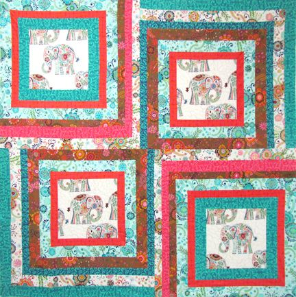 Flannel Quilt Patterns for Babies