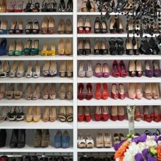 Closet y Armarios:Fotos de Diseño y Decoración de Closets, Armarios y Vestidores: Closet de zapatos
