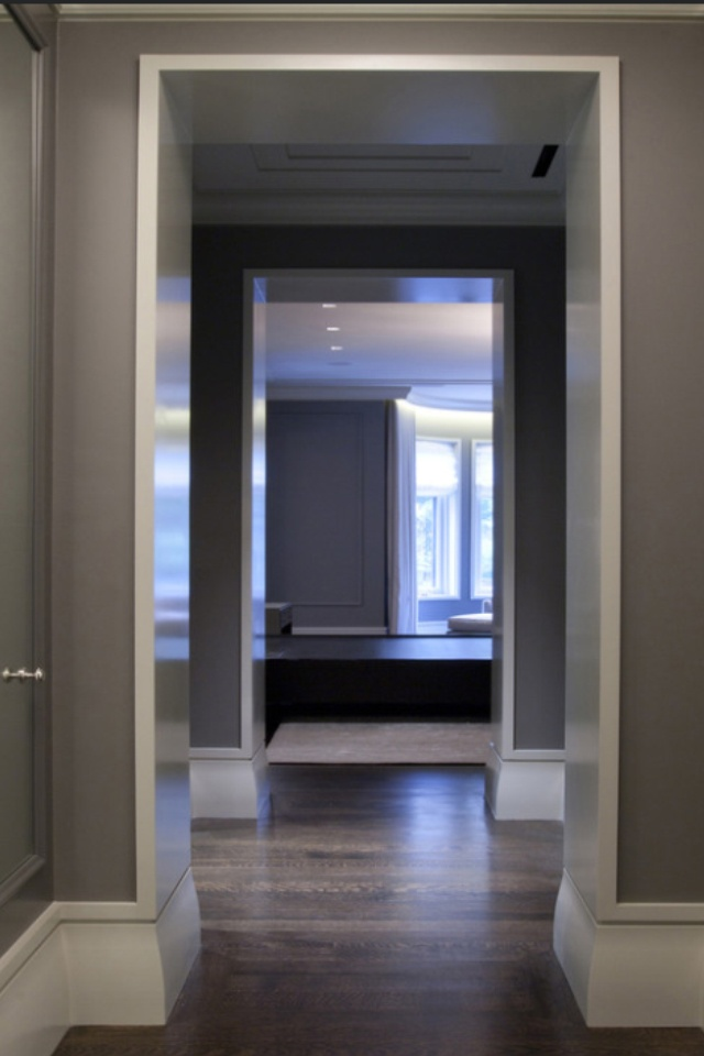Grey Walls With White Trim Home Decor Remodeling Pinterest