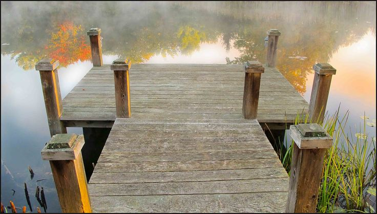 Dock Pond 3 Michael A Keller Studios Llc Pinterest
