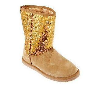 ugg slippers qvc