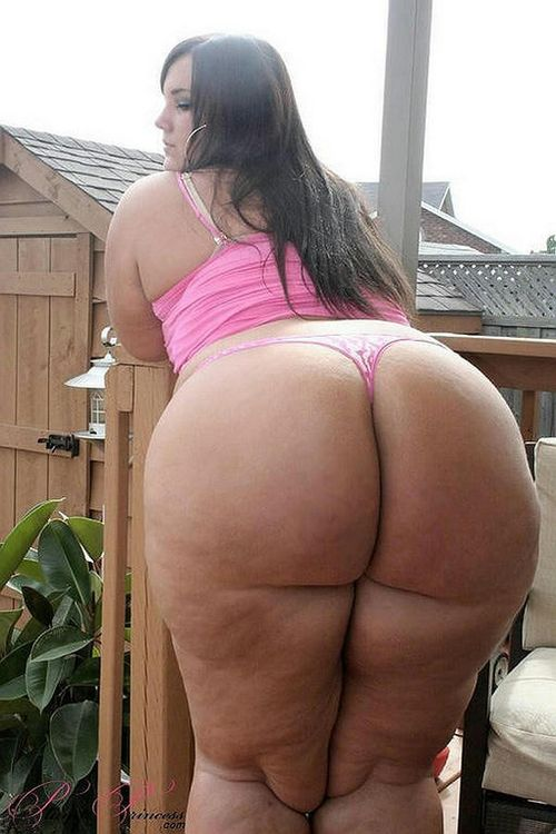 Big fat curvy ass