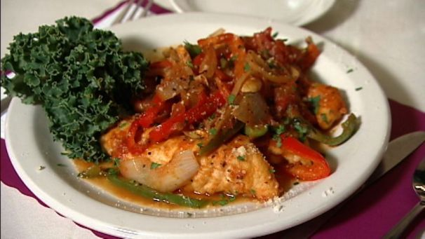 Quick and Easy Chicken Cacciatore   Healthy Eats   Pinterest