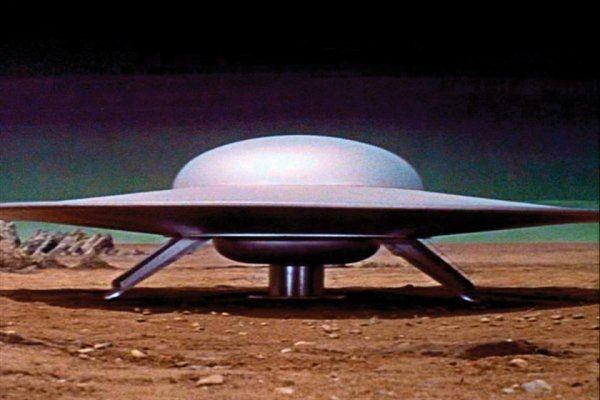 Flying Saucer 1956
