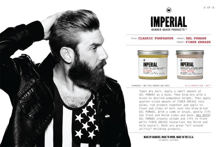 Barber Guide : Imperial Barber Hair Affair! Pinterest