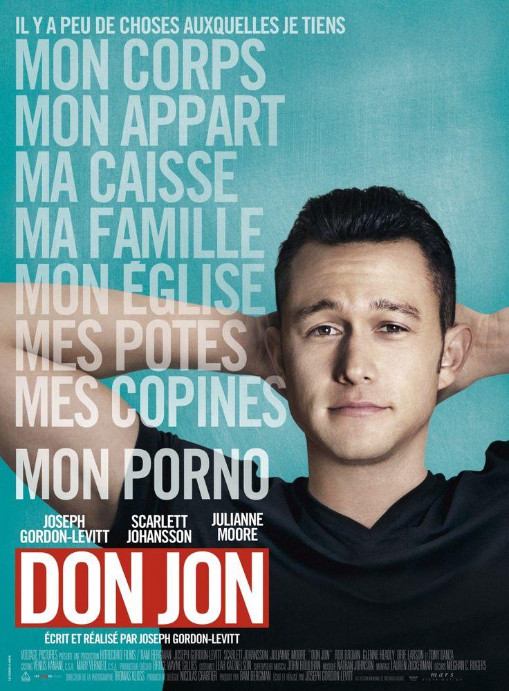 Don Jon (2013) Movie | MOVIES | Pinterest