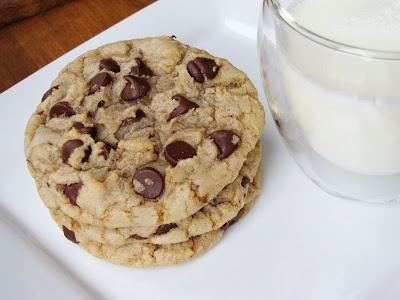 "The ""Perfect"" Chocolate Chip Cookie 