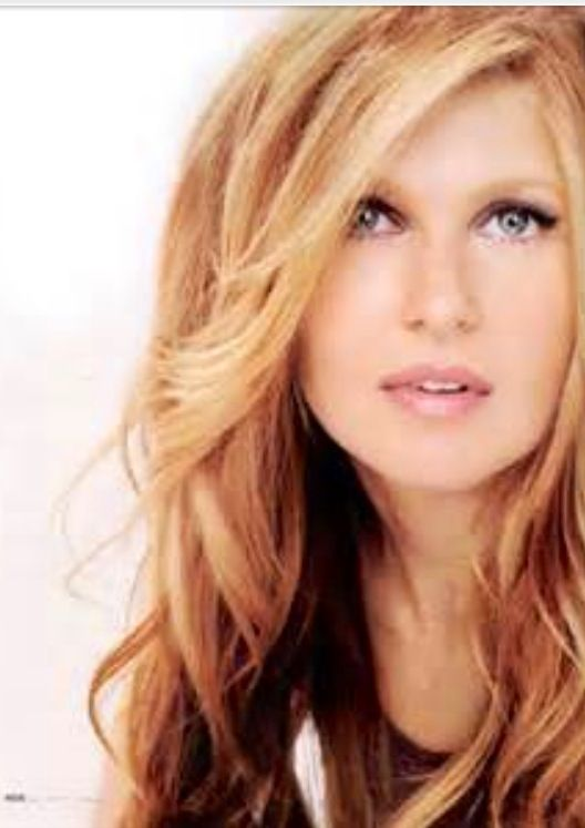 Beautiful connie britton rayna james hair obsession pinterest