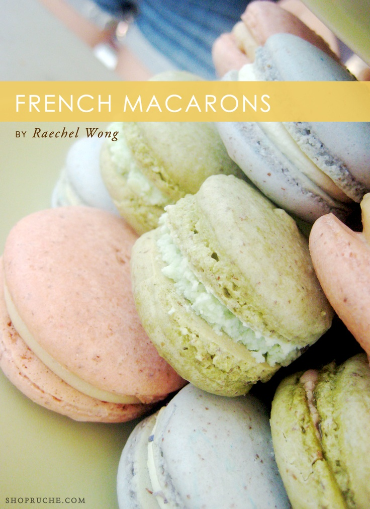 How to make macarons! | Food and Drink | Pinterest