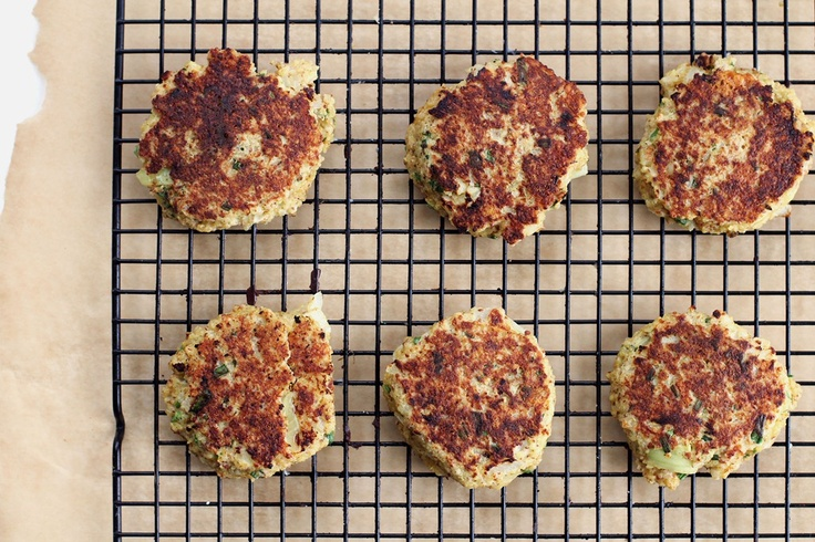 Little Quinoa Patties - Yes, I want cake