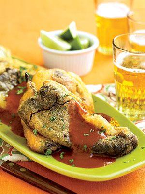Chiles Rellenos | Recipe