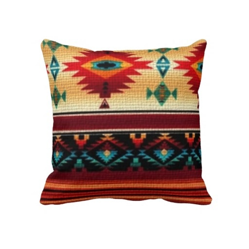 Southwestern Style Pillows : Southwestern Style Pillow