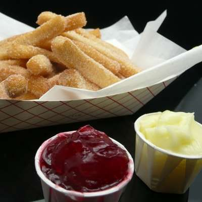 Doughnut Chips