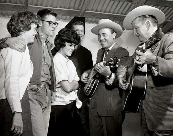 Lester Flatt And Earl Scruggs Nashville In The 196039s