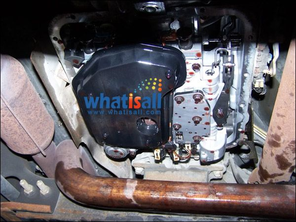 07 Cadillac Escalade Oil Leak
