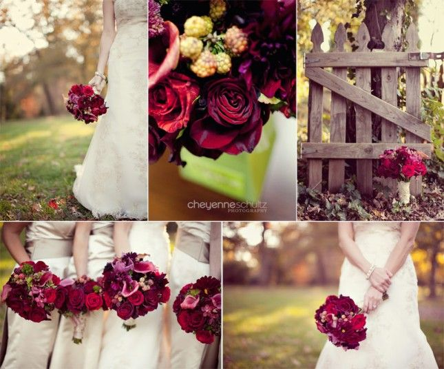 Burgundy Flowers For Weddings Burgundy Wedding Flowers Wedding Pinterest