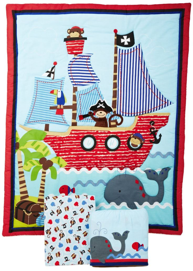 Pirate Baby Bedding Collections