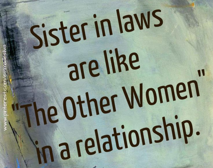 best sister in law quotes - photo #27