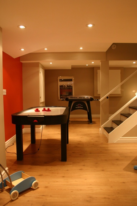 Wall colors useable unfinished basement pinterest Good colors for basements