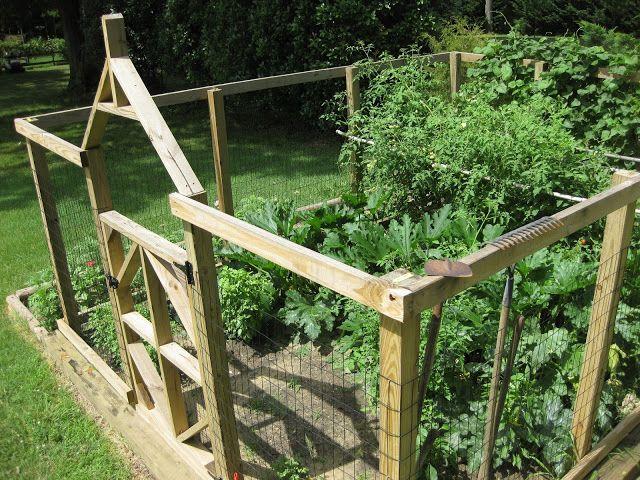 Deer proof garden design garden pinterest - Deer proof vegetable garden ideas ...