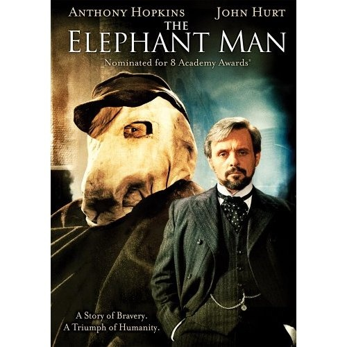 The Elephant Man: Anthony Hopkins | My Movie Obsession ...