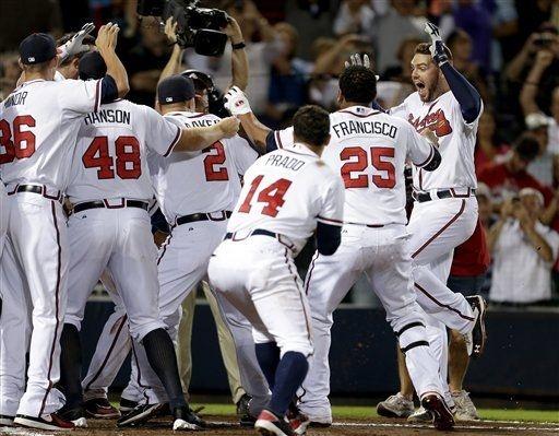 Miami Marlins vs. Atlanta Braves - Photos - September 25, 2012 - ESPN