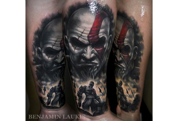 Give a like for awesome tattoo ideas and inspiration.