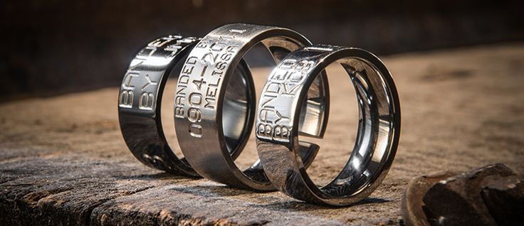duck band tungsten wedding rings for men