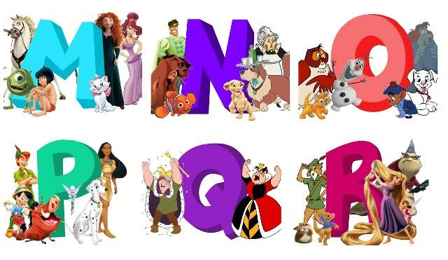 Disney names and characters | I LOVE Disney (Princesses)! | Pinte ...