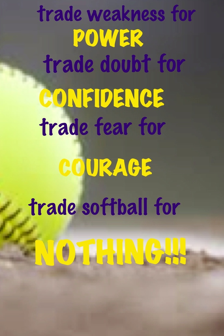 Softball Quotes About Life. QuotesGram