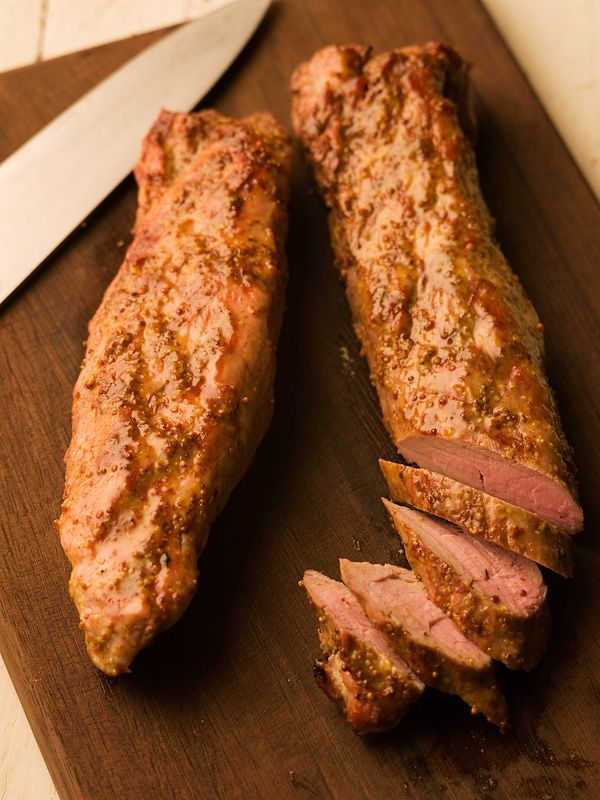 Grilled Pork Tenderloins