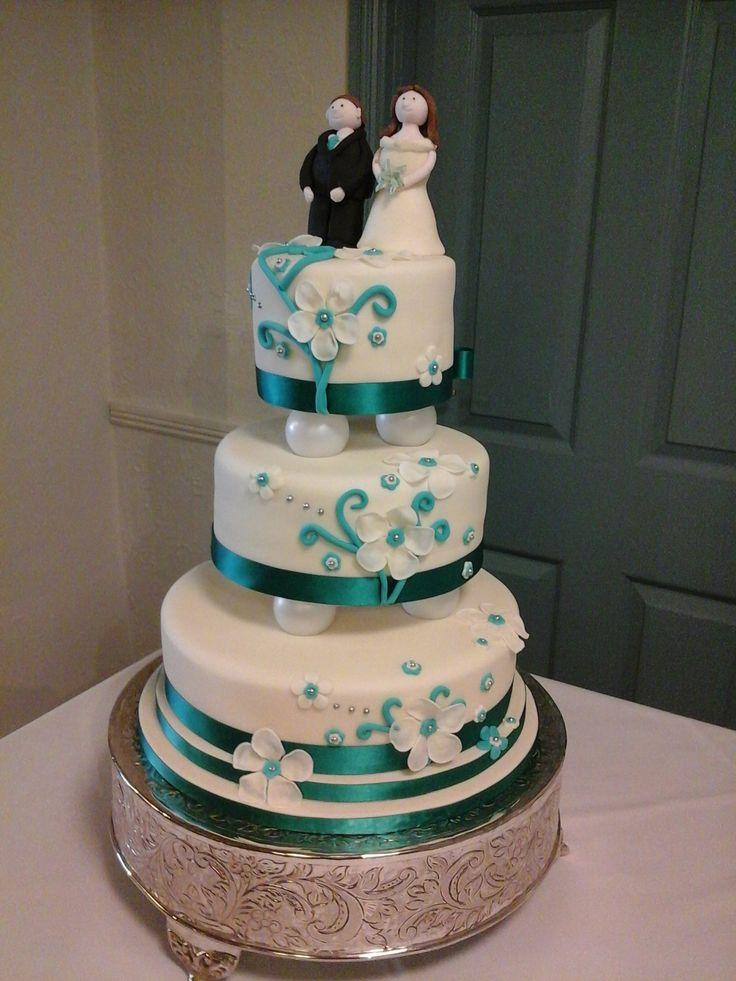 Wedding Cakes Cakes Pinterest