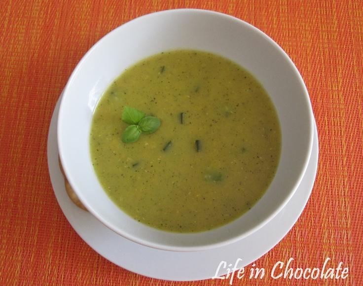 Lentil and Zucchini Soup | Soups/Dips/Sauces | Pinterest