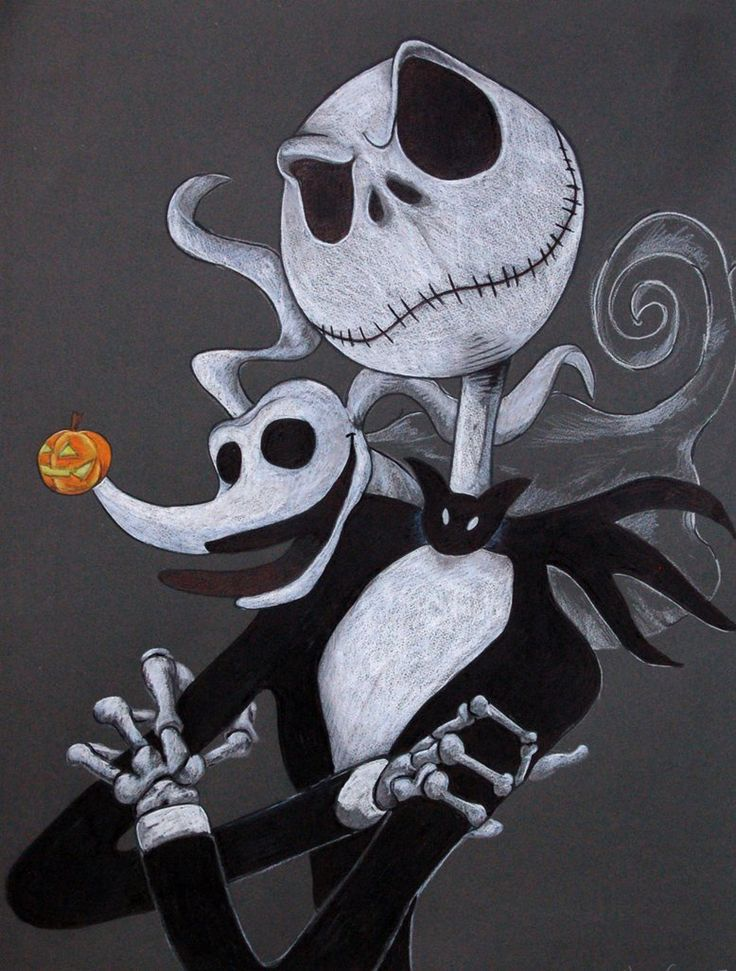 Jack Skellington | Nightmare Before Christmas | Pinterest