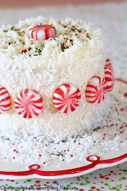 Neapolitan Christmas Cake | Have Cake&Ice Cream Too! | Pinterest