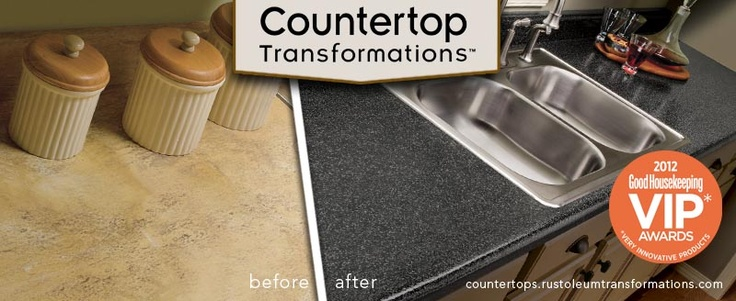 Rustoleum Countertop Paint Tips : Rust-Oleum Countertop Transformations Painting Tips & Color Palettes ...