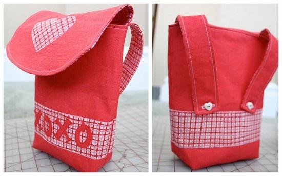 cute valentine bag ideas