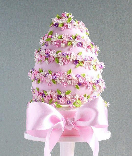easter egg cake beautiful spring and easter pinterest